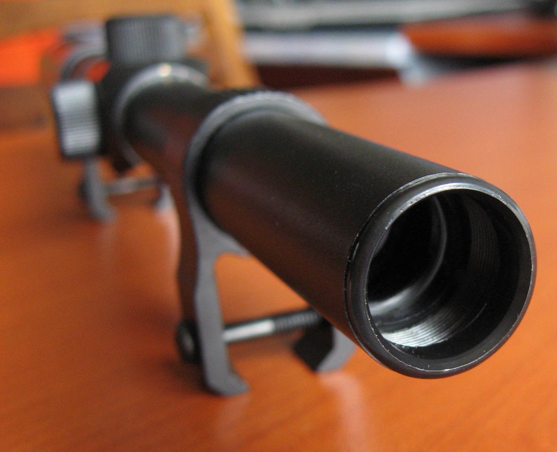 Оптичний приціл tasco 4х32 pronghorn ph4x32d